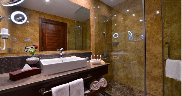 Yüksek konforun adresi 5 yıldızlı Clarion Hotel İstanbul Mahmutbey'de tek veya çift kişilik 1 gece konaklama keyfi319 TL! Fırsatın geçerlilik tarihi için DETAYLAR bölümünü inceleyiniz.
