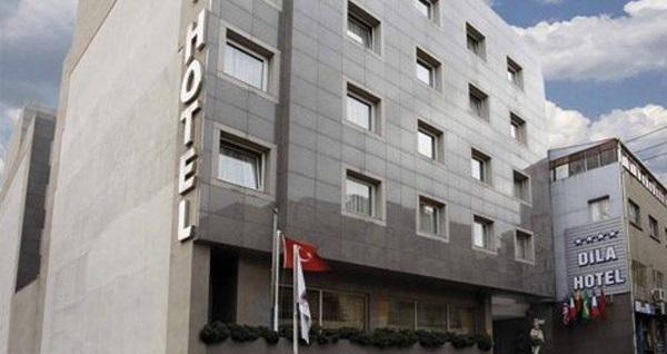 Kadıköy Dila Hotel'de kahvaltı dahil çift kişilik 1 gece konaklama 280 TL yerine 230 TL! Fırsatın geçerlilik tarihi için, DETAYLAR bölümünü inceleyiniz.