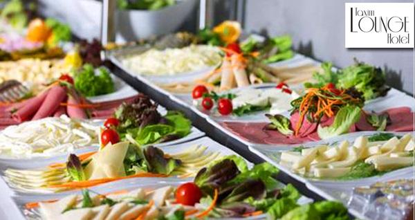 Taxim Lounge Hotel'de zengin içeriğiyle açık büfe kahvaltı 19,90 TL'den başlayan fiyatlarla! Fırsatın geçerlilik tarihi için DETAYLAR bölümünü inceleyiniz.