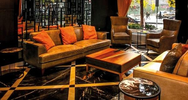 New Gate Hotel Ankara'da kahvaltı dahil 1 gece konaklama seçenekleri 175 TL'den başlayan fiyatlarla! Fırsatın geçerlilik tarihi için DETAYLAR bölümünü inceleyiniz.
