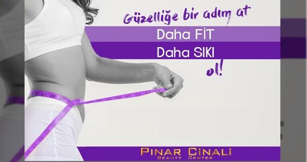 Pınar Cinali Güzellik'te 9 seans zayıflama paketi 700 TL yerine 69,90 TL! Fırsatın geçerlilik tarihi için DETAYLAR bölümünü inceleyiniz.