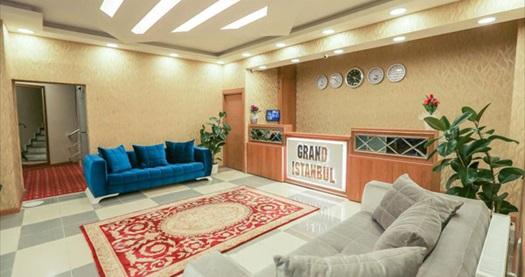 Bağcılar Grand Istanbul Airport Hotel'de tek veya çift kişilik 1 gece konaklama seçenekleri 160 TL'den başlayan fiyatlarla! Fırsatın geçerlilik tarihi için, DETAYLAR bölümünü inceleyiniz.
