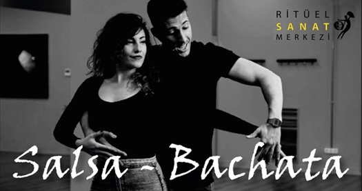 Tunalı Hilmi Caddesi Ritüel Sanat Merkezi'nde 1 aylık salsa, bachata kursu 170 TL yerine 69 TL! Fırsatın geçerlilik tarihi için, DETAYLAR bölümünü inceleyiniz.