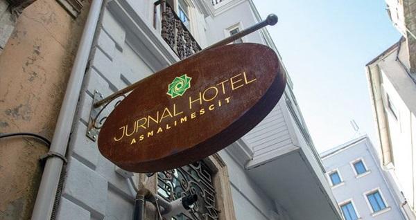 Jurnal Hotel Asmalı Mescit'te çift kişilik 1 gece konaklama seçenekleri 179 TL'den başlayan fiyatlarla! Fırsatın geçerlilik tarihi için, DETAYLAR bölümünü inceleyiniz.
