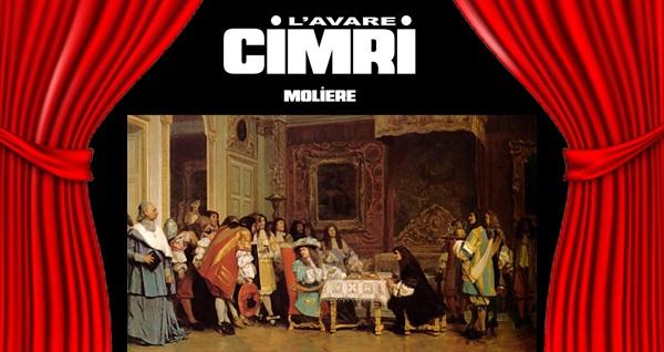 5 Mayıs'ta oynanacak ''Cimri - Lavare'' adlı oyuna biletler 51 TL yerine 30 TL! 5 Mayıs 2019   19:00   Ankara Yeni Sahne