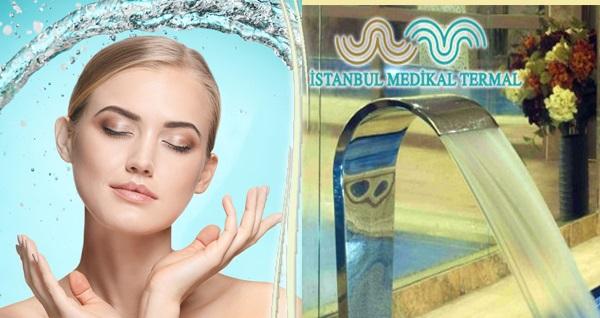 İstanbul Medikal Termal'de güzellik maskesi ve kaplıca kullanımı 59 TL'den başlayan fiyatlarla! Fırsatın geçerlilik tarihi için DETAYLAR bölümünü inceleyiniz.