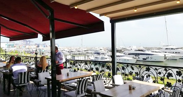 Wenge Lounge & Shisha'da denize nazır 2 kişilik leziz kahvaltı menüsü 144 TL yerine 79 TL! Fırsatın geçerlilik tarihi için DETAYLAR bölümünü inceleyiniz.