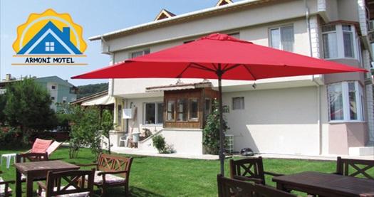 Armoni Motel Ağva'da kahvaltı dahil çift kişilik 1 gece konaklama seçenekleri 109 TL'den başlayan fiyatlarla! Fırsatın geçerlilik tarihi için, DETAYLAR bölümünü inceleyiniz.