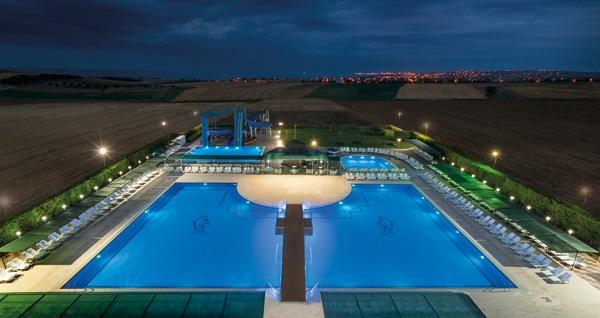 Silivri Eser Diamond Hotel'de aquapark girişi 56 TL'den başlayan fiyatlarla! Fırsatın geçerlilik tarihi için DETAYLAR bölümünü inceleyiniz.