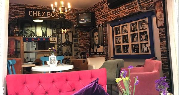 Cezayir Sokak Chez Bore Boutique Hotel'de kahvaltı dahil konaklama seçenekleri 175 TL'den başlayan fiyatlarla! Fırsatın geçerlilik tarihi için DETAYLAR bölümünü inceleyiniz.