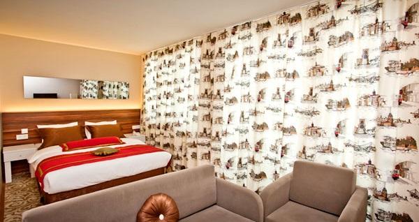 Peninsula Galata Boutique Hotel'de çift kişilik 1 gece konaklama 249 TL! Fırsatın geçerlilik tarihi için DETAYLAR bölümünü inceleyiniz.