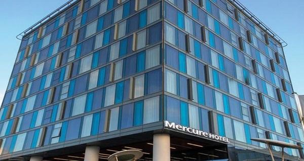 Hotel Mercure İstanbul Ümraniye'de çift kişilik 1 gece konaklama keyfi 199 TL! Fırsatın geçerlilik tarihi için DETAYLAR bölümünü inceleyiniz.
