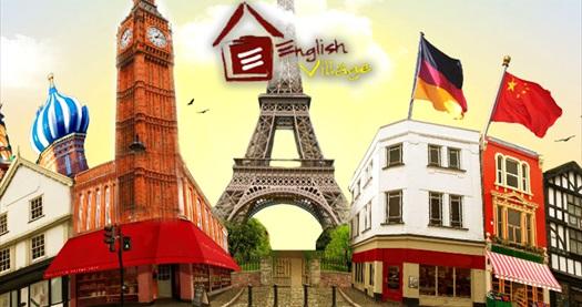English Village'de gün boyu İngilizce veya Fransızca eğitimini içeren yaz okulu 27 TL'den başlayan fiyatlarla! 14 Eylül 2013 tarihine kadar geçerlidir.
