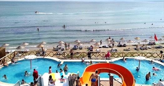 İğneada Aqua Beach Club'ta aqua park + plaj kullanım keyfi 35 TL'den başlayan fiyatlarla! Fırsatın geçerlilik tarihi için DETAYLAR bölümünü inceleyiniz.