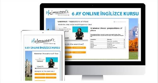 Limasollu Naci Yayınları'ndan özel indirimle Holmwood's Premium 6 Ay veya 1 yıl Online İngilizce ya da Almanca Kursu 360 TL'den başlayan fiyatlarla! Fırsatın geçerlilik tarihi için DETAYLAR bölümünü inceleyiniz.