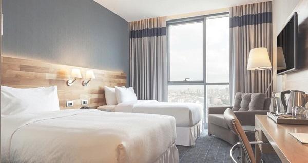 Ever Hotel Europe'da çift kişilik 1 gece konaklama seçenekleri 219 TL'den başlayan fiyatlarla! Fırsatın geçerlilik tarihi için DETAYLAR bölümünü inceleyiniz.