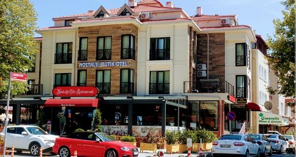 Ağva Nostalji Butik Otel'de çift kişilik 1 gece konaklama seçenekleri