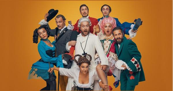 """Emrah Eren'in yenilikçi yorumuyla ''Tartuffe'' oyununa biletler 45 TL'den başlayan fiyatlarla! Tarih ve konum seçimi yapmak için """"Hemen Al"""" butonuna tıklayınız."""