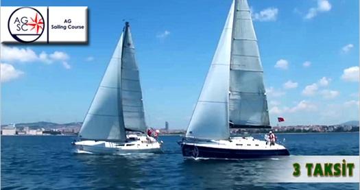 Kalamış AG Sailing Course'dan Dünya Markaları Jeanneau ve Beneteau teknelerle 10 saatlik Temel ve İleri Yelken Eğitimleri 289 TL'den başlayan fiyatlarla! CardFinans, Axess, Bonus Card ve WorldCard'a 3 taksit seçeneğiyle; 29 Eylül 2014 tarihine kadar geçerlidir.