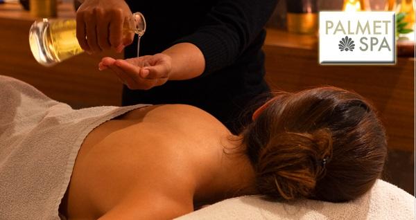 Çeşme Altın Yunus Resort Palmet Spa'da tüm gün spa kullanımı içeren bakım ve masaj paketleri (kişi başı) 150 TL'den başlayan fiyatlarla! Fırsatın geçerlilik tarihi için DETAYLAR bölümünü inceleyiniz.