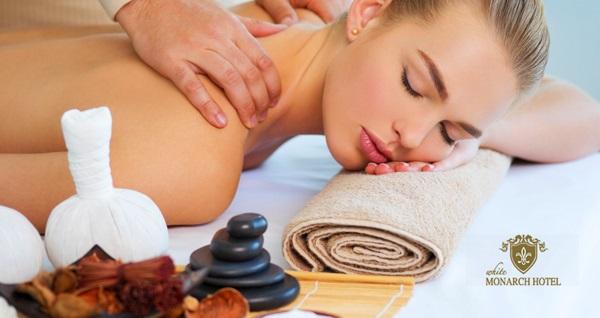 White Monarch Hotel'de vücudunuzu dinlendiren masaj terapileri 49 TL'den başlayan fiyatlarla! Fırsatın geçerlilik tarihi için DETAYLAR bölümünü inceleyiniz.