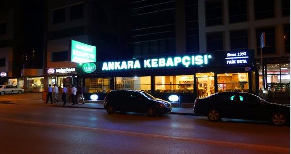 Balgat Ankara Kebapçısı'nda zengin menü eşliğinde enfes kebap çeşitleri 45 TL'den başlayan fiyatlarla! Fırsatın geçerlilik tarihi için DETAYLAR bölümünü inceleyiniz.