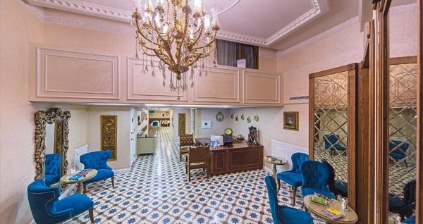Ada Karaköy Hotel'de kahvaltı dahil çift kişilik 1 gece konaklama 249 TL'den başlayan fiyatlarla! Fırsatın geçerlilik tarihi için, DETAYLAR bölümünü inceleyiniz.