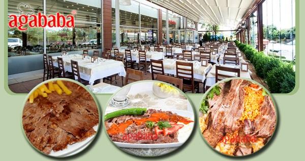 Ümraniye Ağababa Döner'de lezzet menüleri kişi seçenekleriyle 30,50 TL'den başlayan fiyatlarla! Fırsatın geçerlilik tarihi için DETAYLAR bölümünü inceleyiniz.