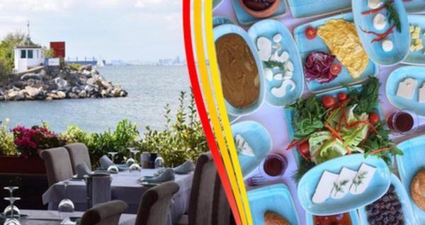 Kalamış Paysage Restaurant'ta eşsiz deniz manzarası eşliğinde serpme kahvaltı keyfi (kişi başı) 74,90 TL! Fırsatın geçerlilik tarihi için, DETAYLAR bölümünü inceleyiniz.