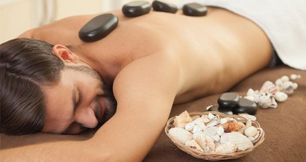 Alsancak Burçin Karhan Güzellik'te erkeklere özel 5 seans sıcak taş terapisi, 5 seans kleopatra masajı ve 5 seans aroma terapi 900 TL yerine 149 TL! Fırsatın geçerlilik tarihi için, DETAYLAR bölümünü inceleyiniz.