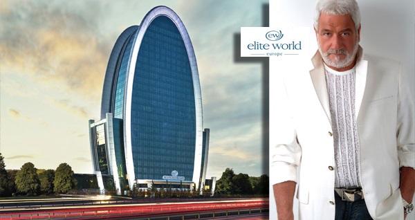 Elite World Europe Hotel'de Fedon eşliğinde yılbaşı programı ve konaklama