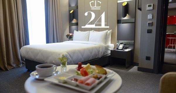 Ataşehir Cityloft 24 Hotels & Houses'da çift kişilik 1 gece konaklama seçenekleri 179 TL'den başlayan fiyatlarla! Fırsatın geçerlilik tarihi için DETAYLAR bölümünü inceleyiniz.