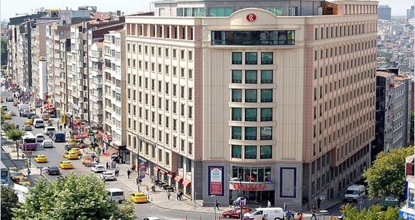 Ramada Plaza İstanbul City Center'da çift kişilik 1 gece konaklama seçenekleri 199 TL'den başlayan fiyatlarla! Fırsatın geçerlilik tarihi için DETAYLAR bölümünü inceleyiniz.