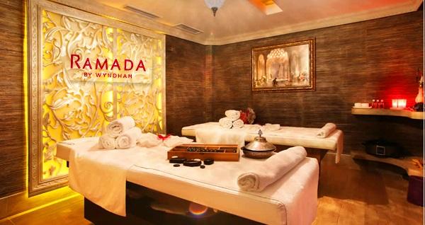 Ramada Merter Hotel Newborn Fitness & Spa'da masaj çeşitleri ve ıslak alan kullanımı 49 TL'den başlayan fiyatlarla! Fırsatın geçerlilik tarihi için DETAYLAR bölümünü inceleyiniz.