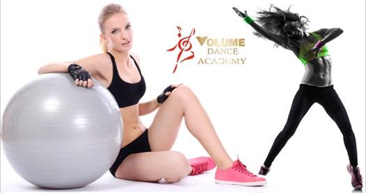 Küçükyalı Volume Dance Academy'de 4 ders zumba,  4 ders mat pilates  veya 4 ders yoga eğitimi 34,90 TL'den başlayan fiyatlarla! 30.06.2016 tarihine kadar geçerlidir. Dersler 60 dakika sürmektedir.