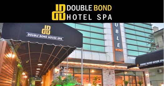 Double Bond Hotel Spa'da Spa ve Masaj  | Grupanya!