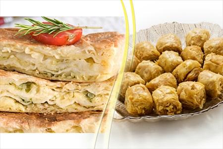 Altındağ Sevil Baklava ve Börek'te zengin çeşitler arasından dilediğiniz su böreği, fıstıklı dürüm veya baklava seçenekleri 14 TL'den başlayan fiyatlarla! 30 Ekim 2014 tarihine kadar geçerlidir. Ankara'nın her yerine teslimat yapılmaktadır.