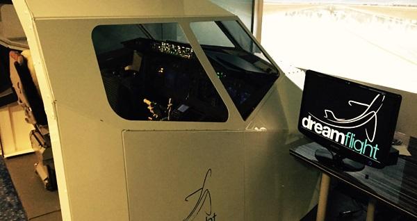 Galleria AVM DreamFlight'ta profesyonel uçak simülatöründe 30 ve 60 dakikalık uçuş deneyimi 69 TL'den başlayan fiyatlarla! Fırsatın geçerlilik tarihi için DETAYLAR bölümünü inceleyiniz.
