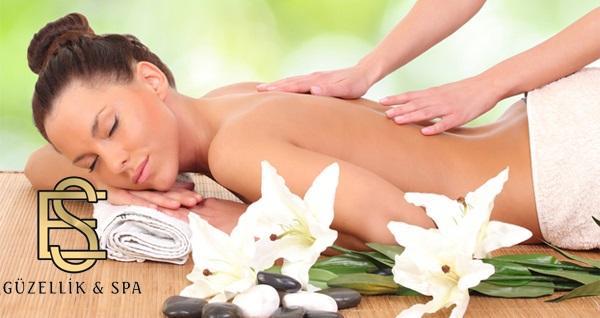 Acıbadem ES Güzellik & SPA'da 100 dakikalık spa masaj paketi 500 TL yerine 150 TL! Fırsatın geçerlilik tarihi için, DETAYLAR bölümünü inceleyiniz.