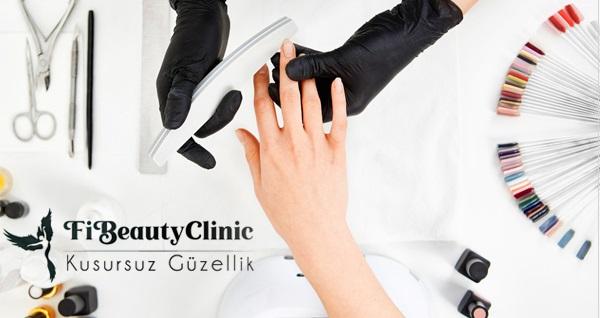 Fi Beauty Clinic, Fi Beauty Nailart'ta kalıcı oje, manikür, pedikür ve protez tırnak uygulamaları 29,90 TL'den başlayan fiyatlarla! Fırsatın geçerlilik tarihi için DETAYLAR bölümünü inceleyiniz.