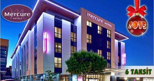Mercure İstanbul Altunizade Hotel'de konaklama ve YILBAŞI GALASI seçenekleri 199 TL'den başlayan fiyatlarla! 31 Aralık 2014 tarihinde,yılbaşı gecesi için geçerlidir. Fırsata, opsiyonları dahilinde; çift kişilik 1 gece konaklama, kahvaltı ve yılbaşı galası dahildir.
