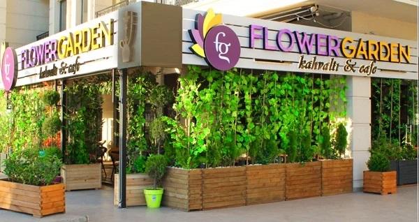 Flower Garden Cafe'de zengin içeriklerle dolu iftar menüsü 48 TL'den başlayan fiyatlarla! Bu fırsat 6 Mayıs - 3 Haziran 2019 tarihleri arasında, iftar saatinde geçerlidir.