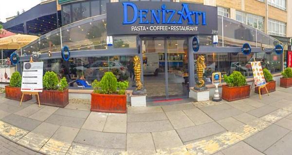 Hoşdere Denizatı Pastaneleri'nde sınırsız çay eşliğinde Türk kahvesi ikramlı serpme kahvaltı keyfi 25 TL! Fırsatın geçerlilik tarihi için, DETAYLAR bölümünü inceleyiniz.