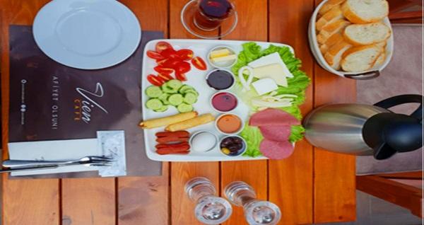 Pendik Vien Cafe'de sınırsız çay eşliğinde organik serpme kahvaltı ve kahvaltı tabağı 19,90 TL'den başlayan fiyatlarla! Fırsatın geçerlilik tarihi için DETAYLAR bölümünü inceleyiniz.