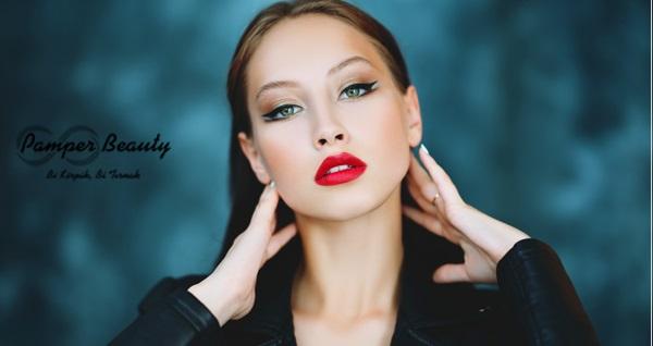 Pamper Beauty'de protez tırnak, ipek kirpik, volume kirpik, kirpik lifting ve kaş laminasyonu uygulamaları 150 TL'den başlayan fiyatlarla! Fırsatın geçerlilik tarihi için DETAYLAR bölümünü inceleyiniz.