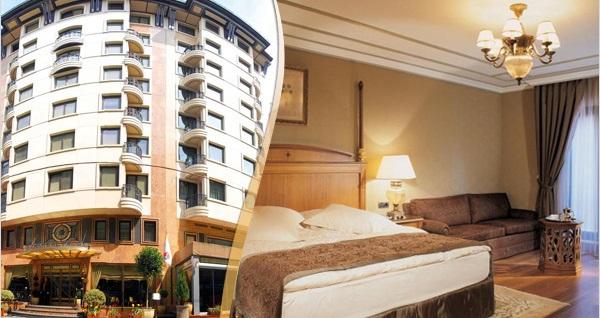 The Central Palace Hotel Taksim'de çift kişilik 1 gece konaklama! Fırsatın geçerlilik tarihi için DETAYLAR bölümünü inceleyiniz.