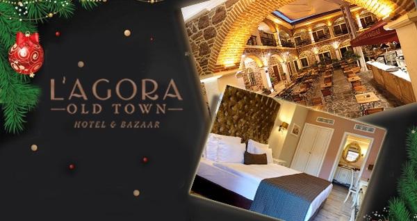 L'agora Old Town Hotel & Bazaar'da yılbaşı özel partisi ve konaklama seçenekleri