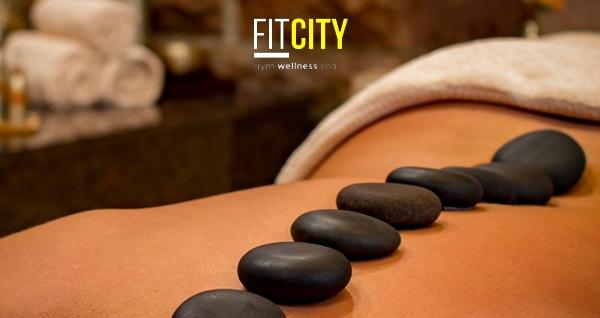 Forum İstanbul Fitcity Spa'dan ıslak alan kullanımı dahil masaj uygulamaları 110 TL'den başlayan fiyatlarla! Fırsatın geçerlilik tarihi için DETAYLAR bölümünü inceleyiniz.