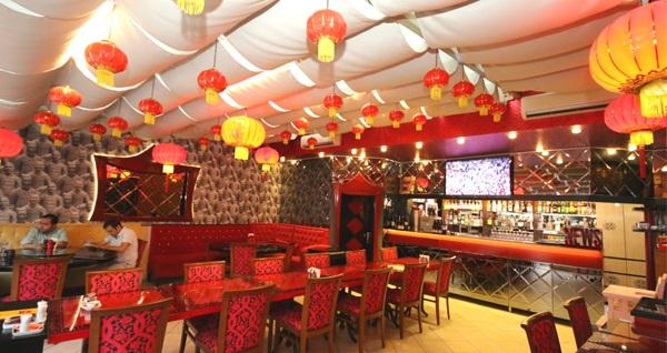 Alsancak Red Dragon Chinese Restaurant'ta 2 kişilik Pekin ördeği menüsü 112 TL'den başlayan fiyatlarla! Fırsatın geçerlilik tarihi için, DETAYLAR bölümünü inceleyiniz.