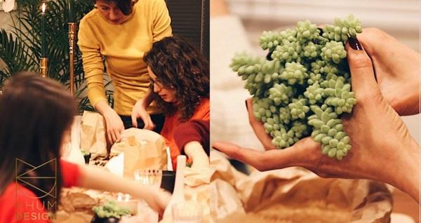 Khum Design'dan tüm bitkiseverlere hitap edecek workshoplar 85 TL'den başlayan fiyatlarla! Fırsatın geçerlilik tarihi için, DETAYLAR bölümünü inceleyiniz.